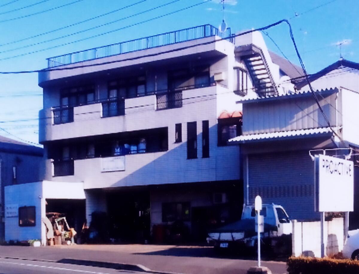 増山フレーム外観写真