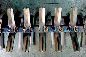 チタン配管・チタン軸の溶接修理